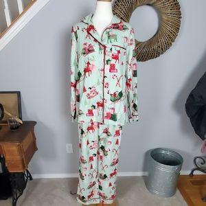 Target flannel chrisman pajamas pants m